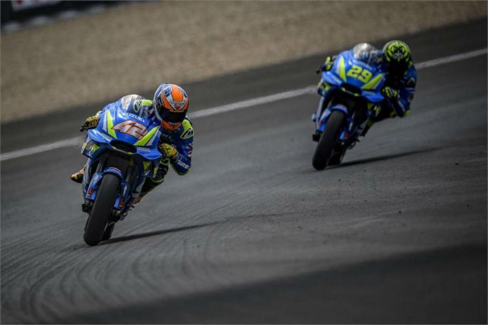 MotoGP: Suzuki abandona projeto de equipa satélite em 2019