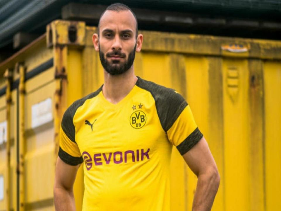 FOTO: Borussia Dortmund divulga equipamento principal para 2018/19