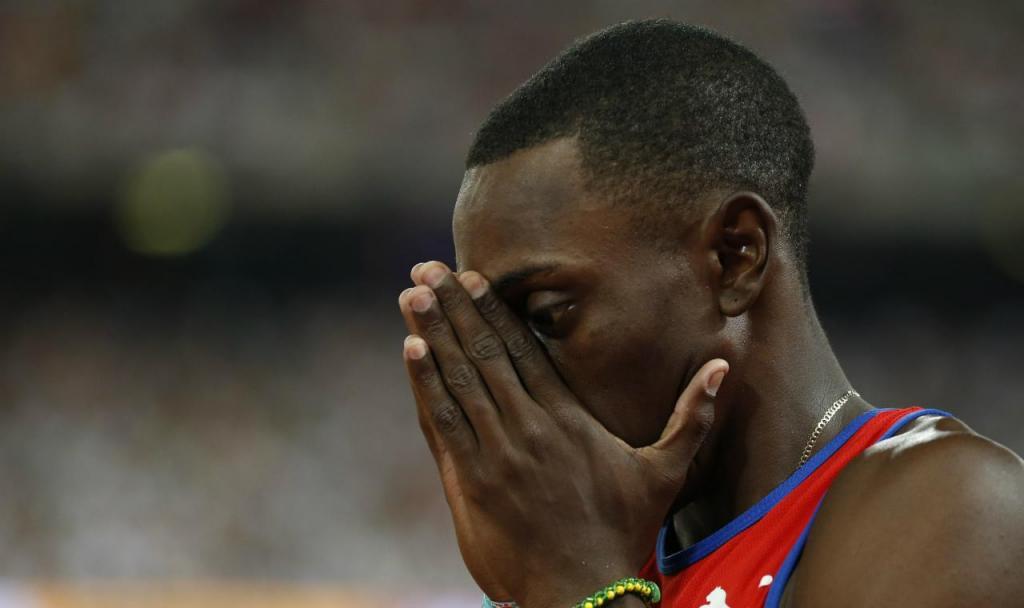 Atletismo: Pichardo bate recorde nacional do triplo salto