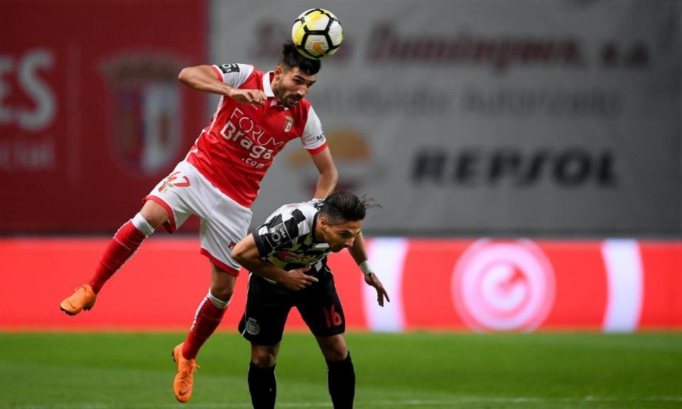 Sp. Braga-Boavista, 1-1 (resultado final)