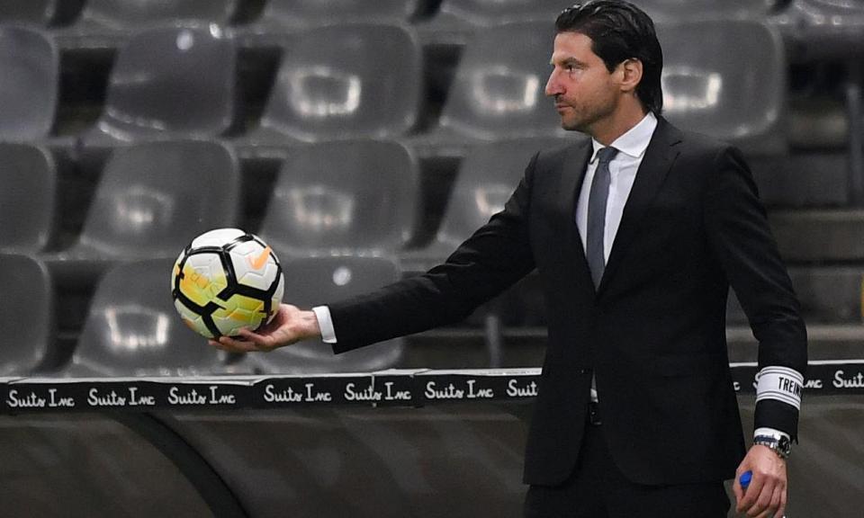 Jorge Simão: «É difícil ter já as condições perfeitas»