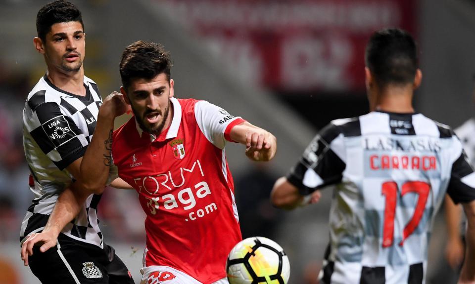 Sp. Braga: Paulinho falha início da época