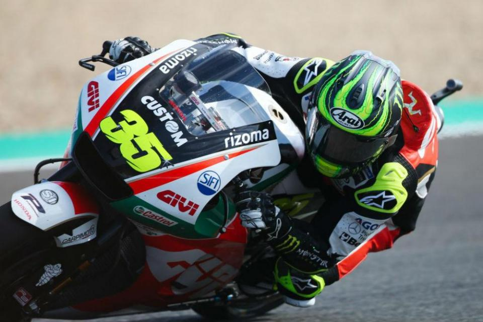 MotoGP: Cal Crutchlow com pole position recorde em Jerez