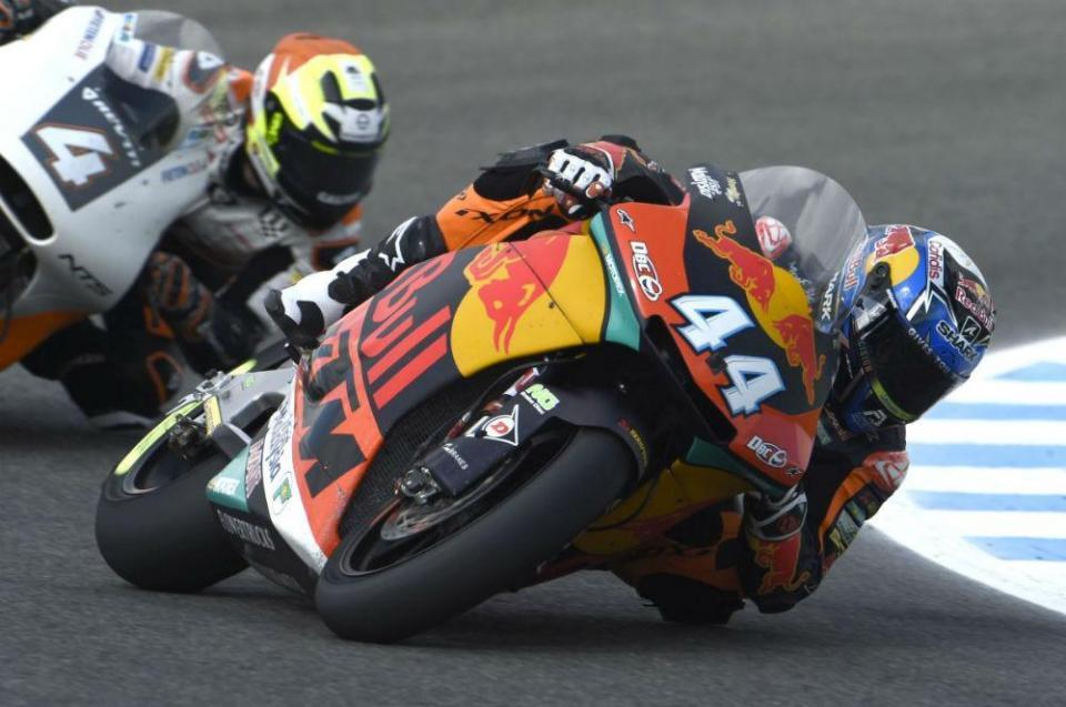 GP de Espanha: Miguel Oliveira parte da quinta linha
