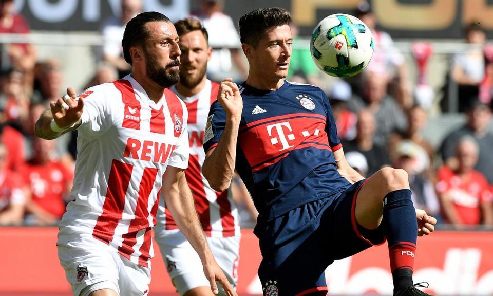 Alemanha: Bayern vence e Dortmund entrega o 2.º lugar ao Schalke