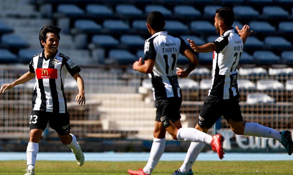 VÍDEO: Welligton fez o 3-1 final no Portimonense-P. Ferreira
