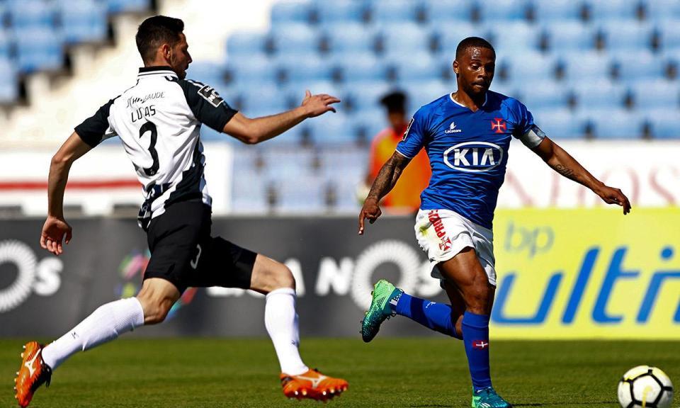 Belenenses-Portimonense, 3-2 (resultado final)