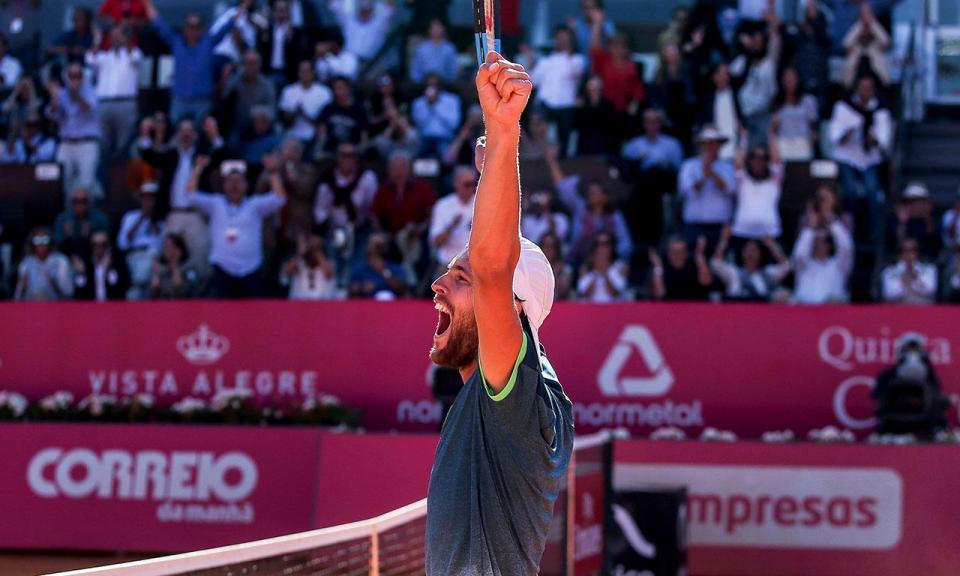 Ranking ATP: João Sousa sobe 20 posições