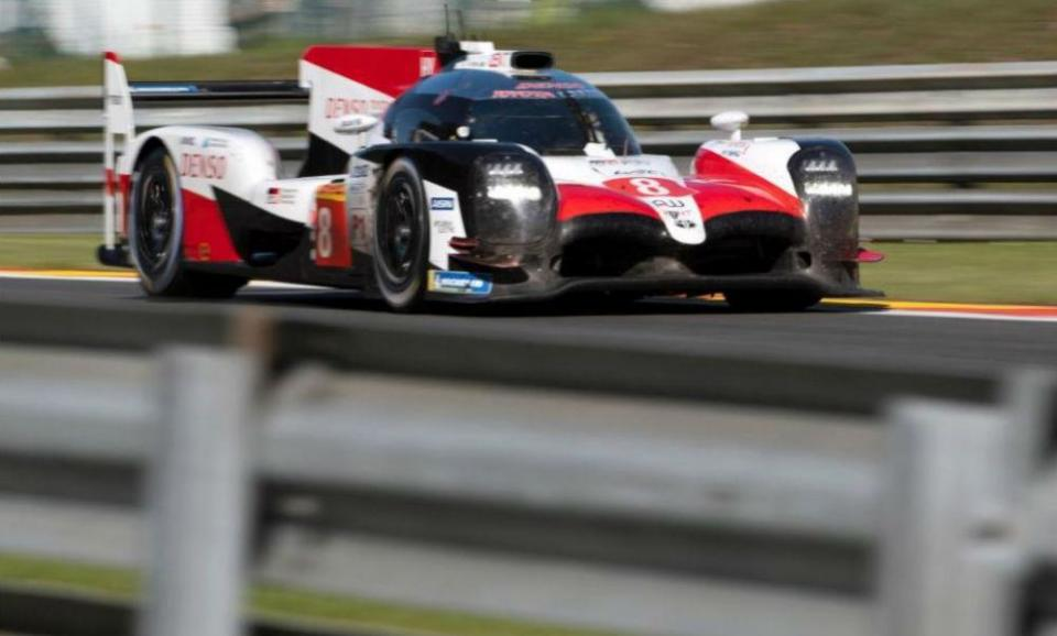 WEC: Fernando Alonso vence em SPA