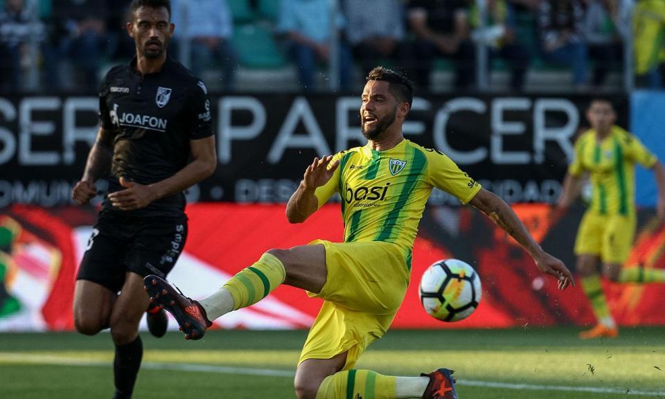 Taça da Liga: Tondela vence em Guimarães e está na fase de grupos
