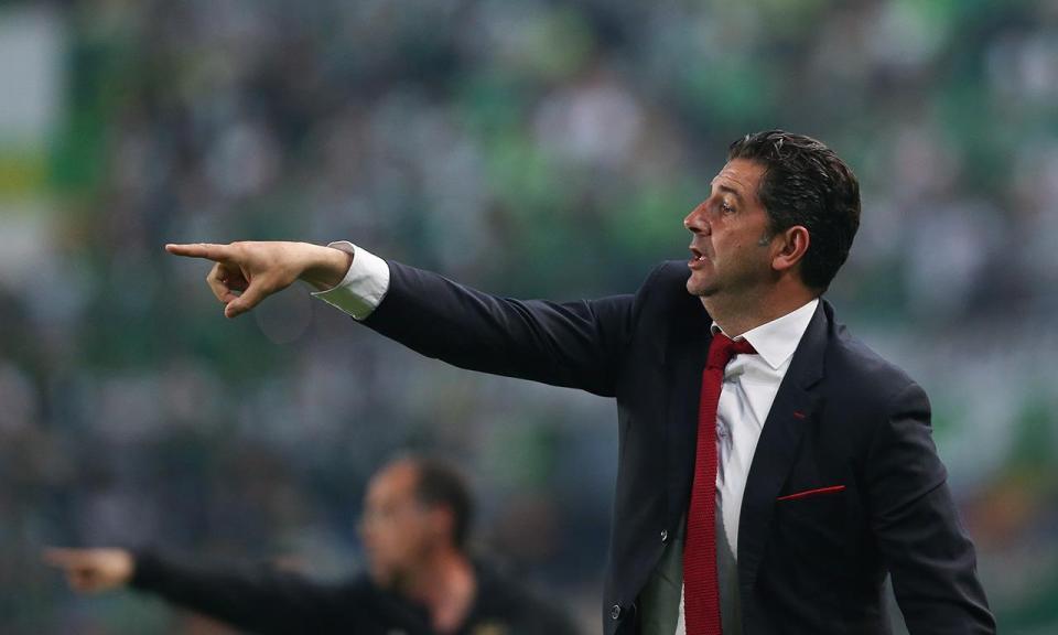Benfica-Lyon: onzes da Eusébio Cup