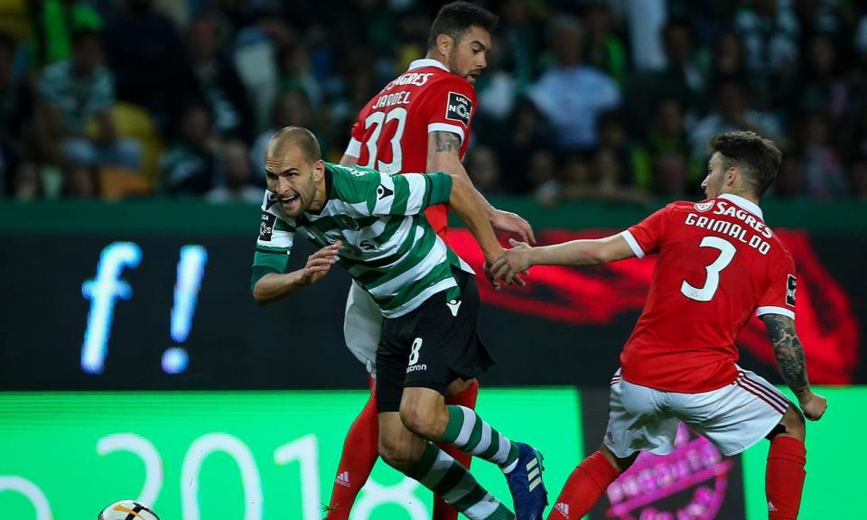 Liga: Benfica-Sporting joga-se sábado, às 19 horas