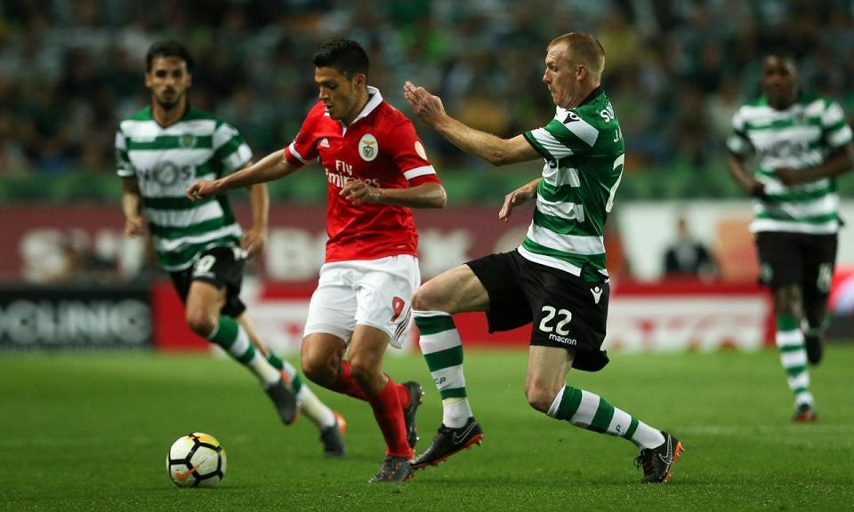 Benfica: Jiménez saiu por empréstimo mas renovou contrato