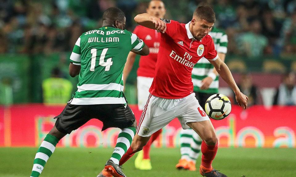 Ruben Dias: decisão do recurso do Benfica pode sair este sábado