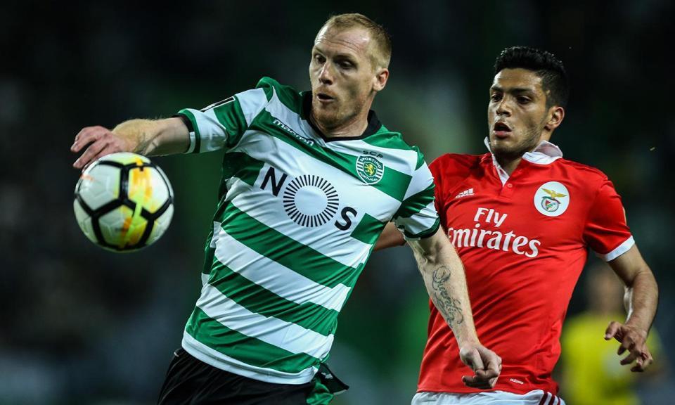 Benfica faz participação disciplinar de quatro jogadores do Sporting