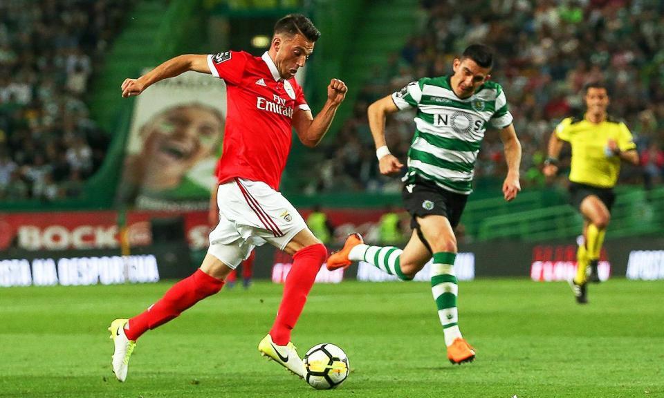Benfica: no mercado, Samaris tem autorização para chegar dia 8