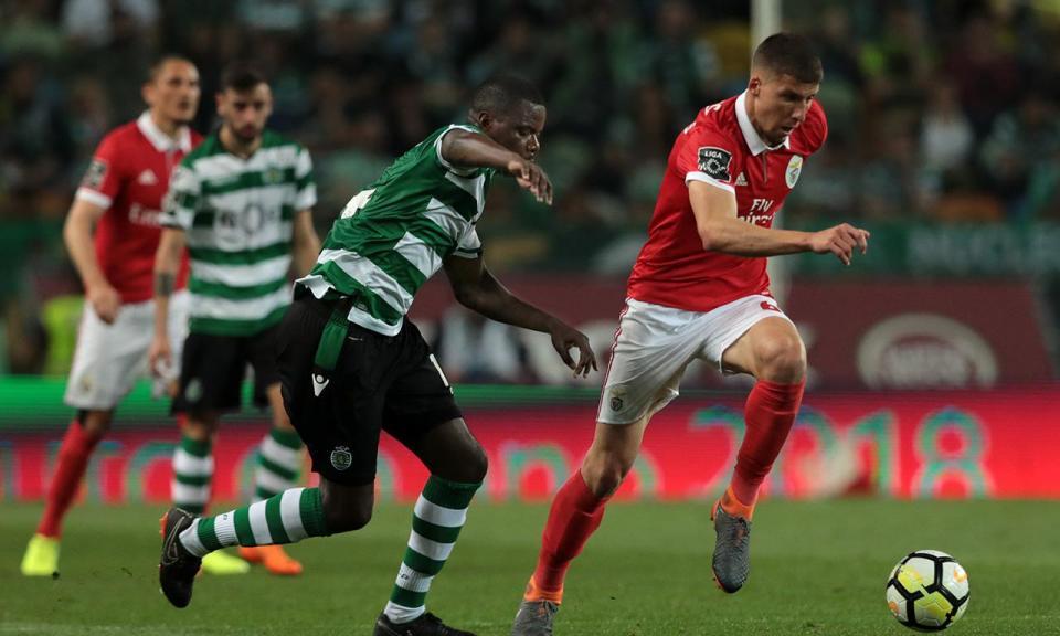 Sporting-Benfica, 0-0 (destaques das águias)