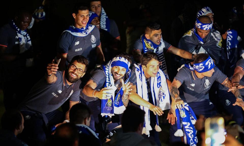 VÍDEO: «O Sérgio acreditou em todos nós», diz Felipe