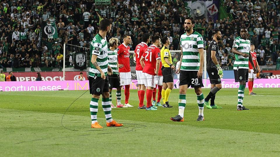 NOS desmente estar a estudar rescisão do contrato com o Sporting