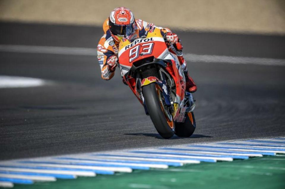 Warm UP GP Espanha: Márquez na frente, Oliveira em 3.º