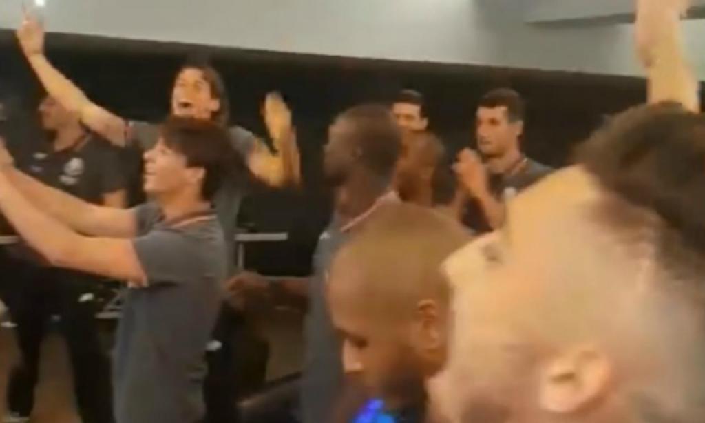 VÍDEO: o momento em que os jogadores do FC Porto souberam que eram campeões