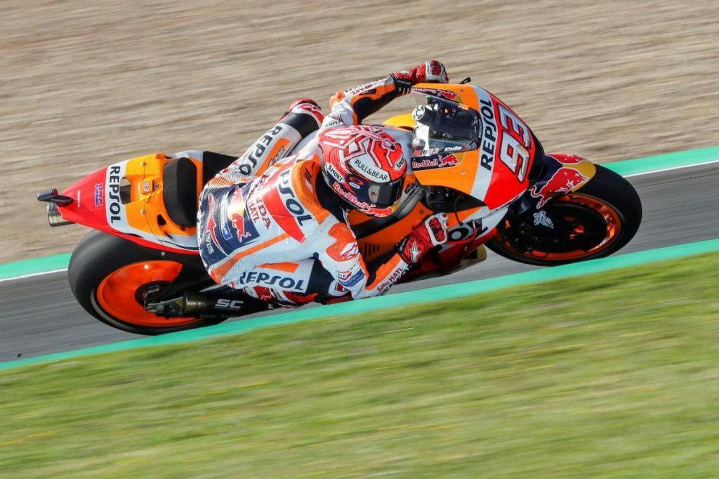 MotoGP: Márquez é líder do Mundial em Espanha na queda dos adversários