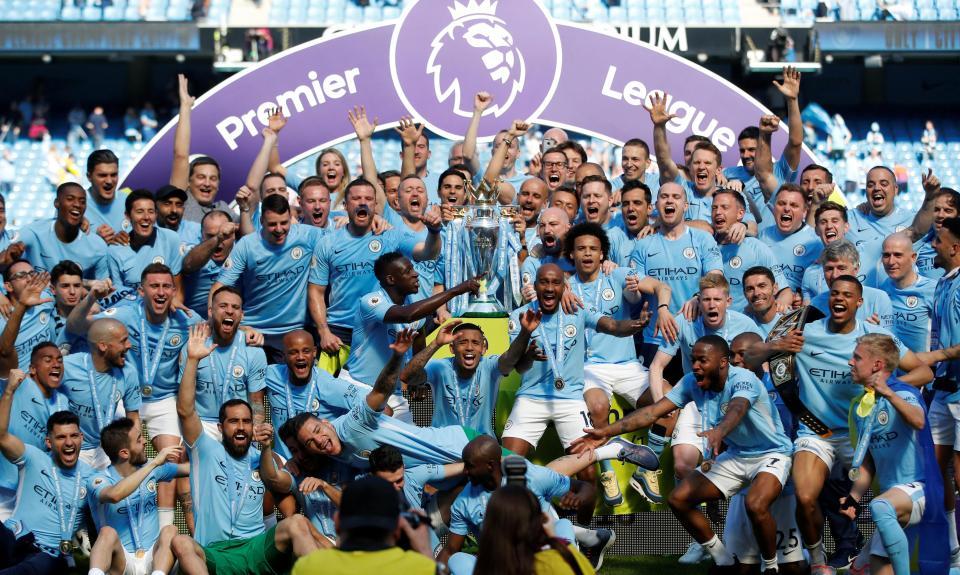 Man City é a equipa mais valiosa do mundo, diz estudo