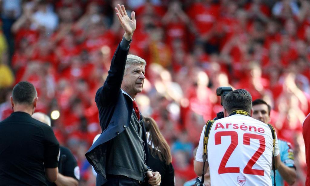 Wenger: «Apreciei algumas facetas deste adeus, mas não todas»