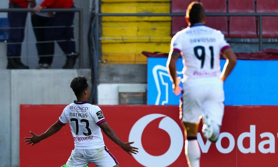 Desp. Chaves-Marítimo, 4-1 (destaques)