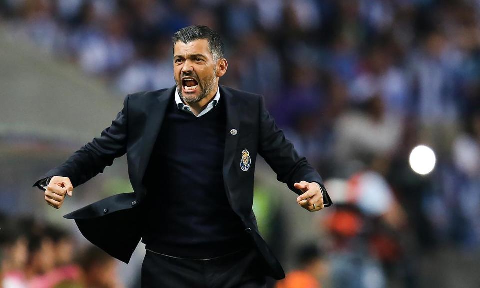 «Gostaríamos que Sérgio Conceição continuasse por mais anos»