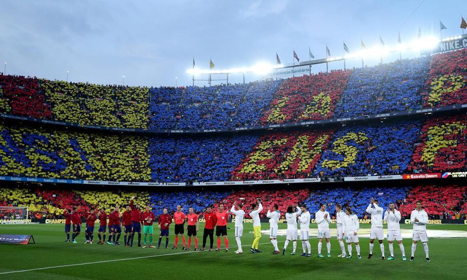 Espanha: Liga denuncia insultos ao Real Madrid no último Clássico