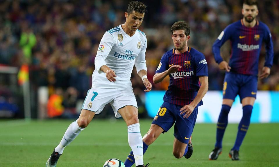 Zidane: «Ronaldo não está bem agora, mas creio que é coisa pouca»
