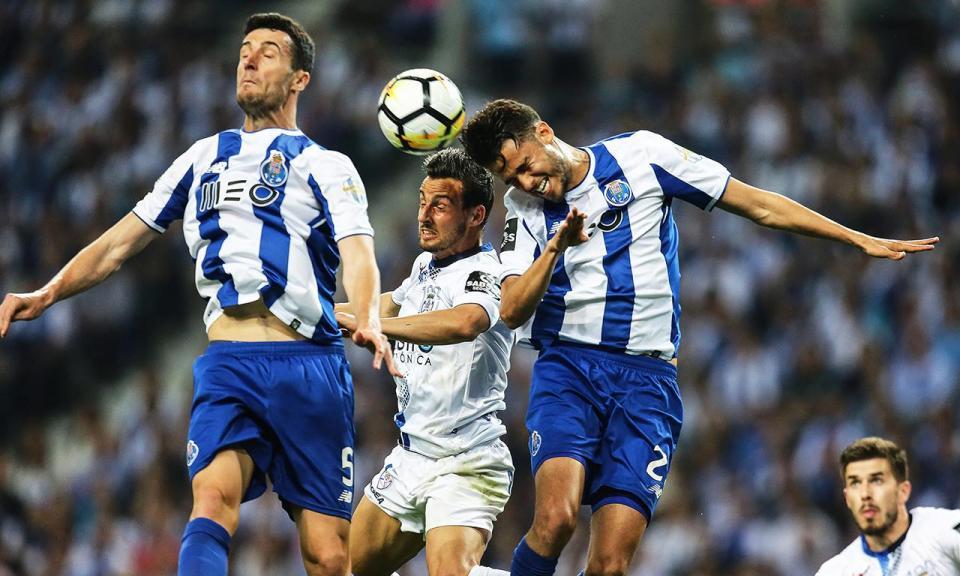FC Porto-Feirense, 2-1 (resultado final)