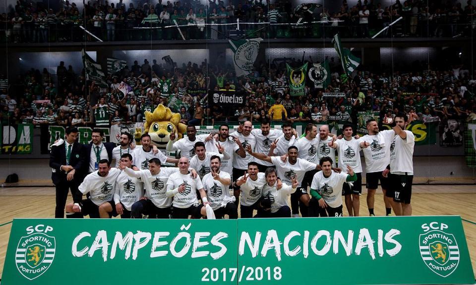 PGR confirma investigação aos jogos de andebol do Sporting