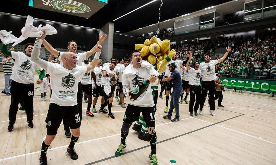 Andebol: Sporting abre processo de inquérito a funcionário