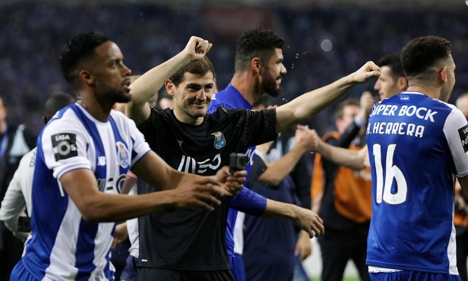 Casillas: «O meu primeiro ano aqui não foi fácil»