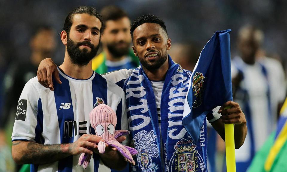 Sérgio Oliveira: «É um sonho que tinha desde pequenino»