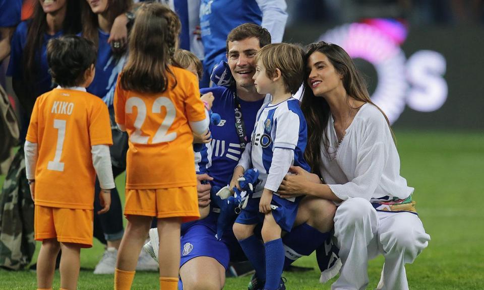 Casillas: «Claro que voltava, como se diz não ao Real Madrid?»