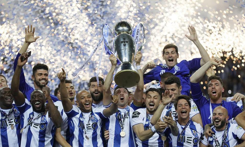 FC Porto faz estágio no Algarve