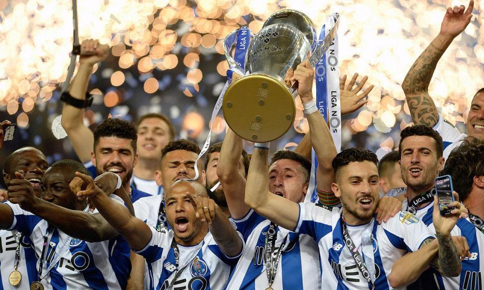 FC Porto: apresentação marcada para 28 de julho