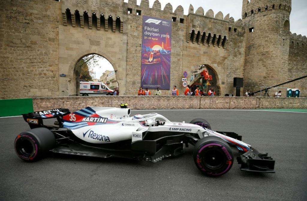 F1: FIA mantém penalização de três lugares na grelha para Sirotkin
