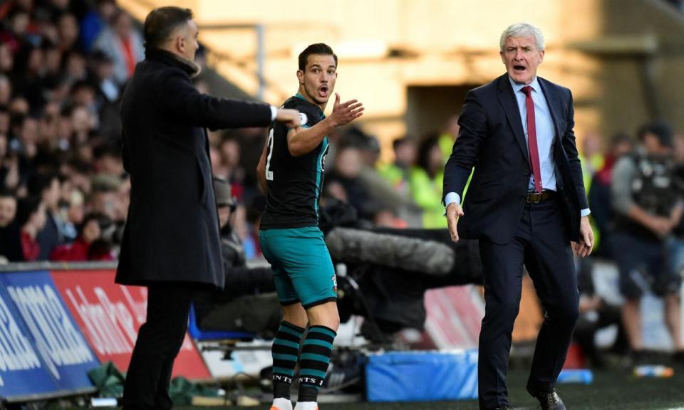 Depois do «vírus» no hotel, Southampton responde ao Swansea