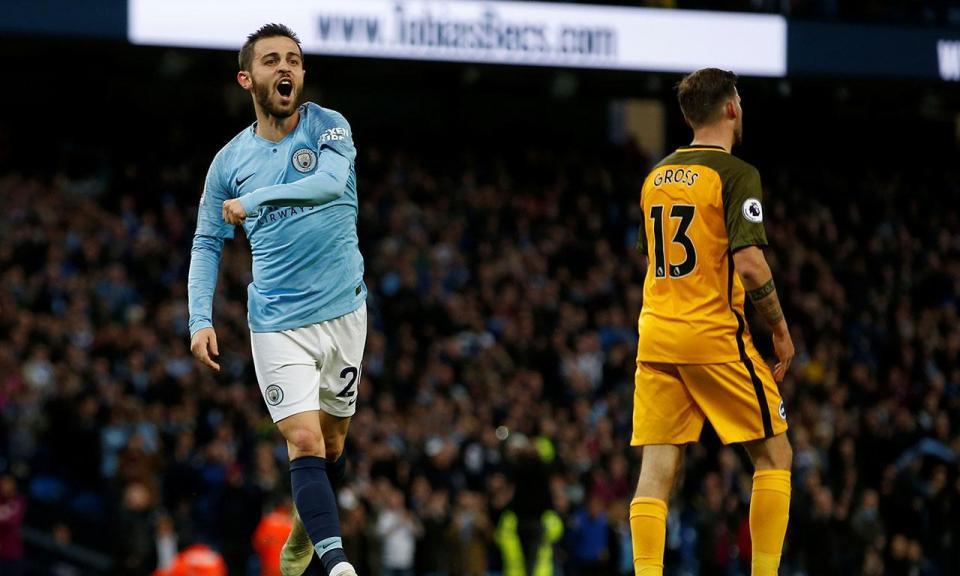 VÍDEO: Bernardo Silva marca no dia em que o Tottenham garantiu a Champions