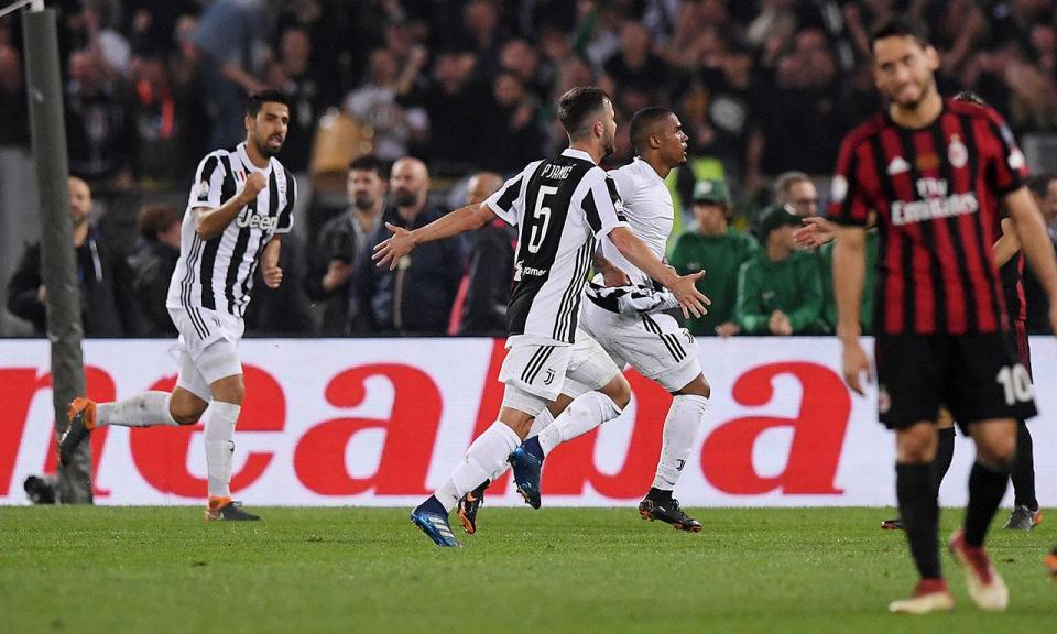 Direitos da Liga Italiana vendidos por 973 milhões/temporada