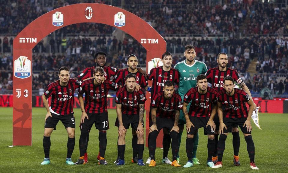 Fundo norte-americano vai controlar AC Milan