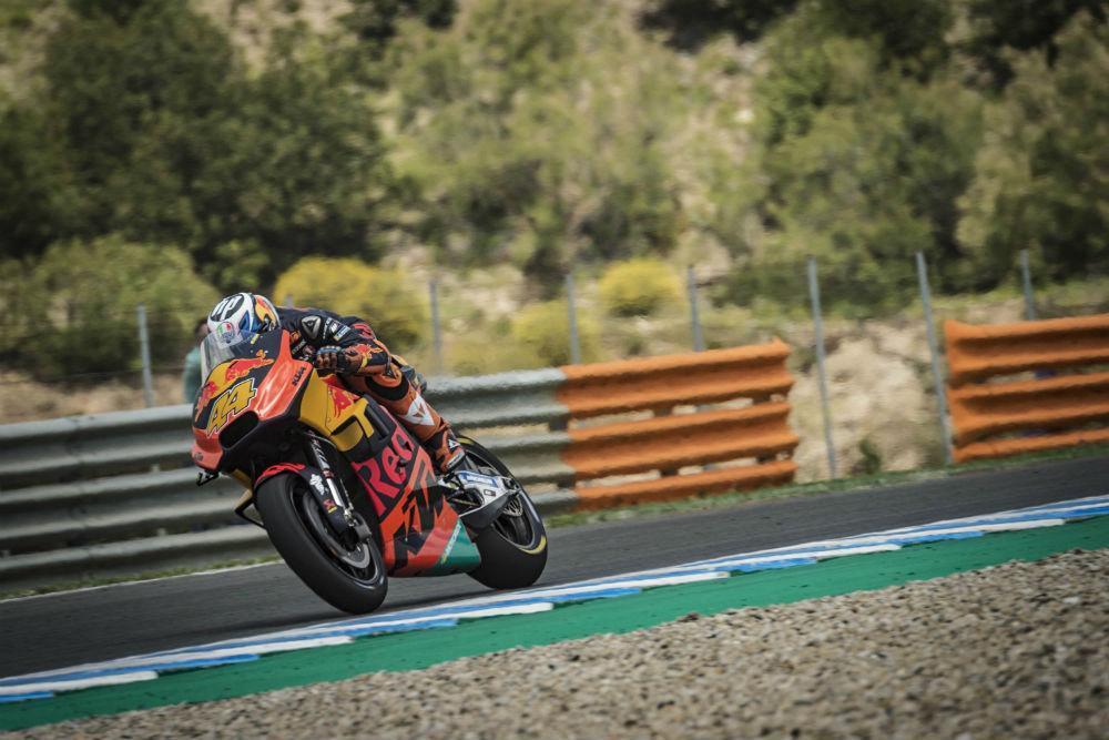 MotoGP: KTM pode estrear moto de 2019 em agosto