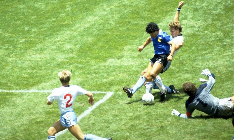 VÍDEO: do Papa Francisco a Maradona, a motivação argentina para o Mundial