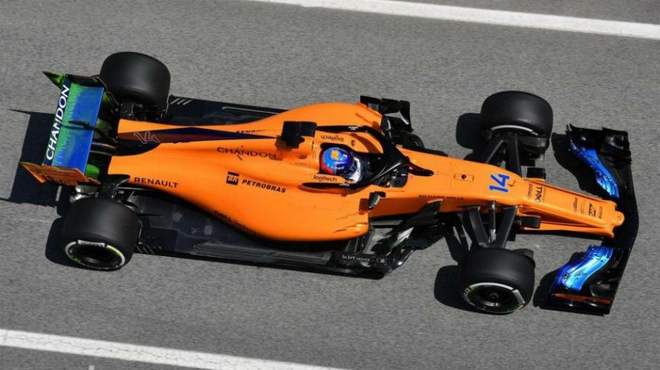 """Fernando Alonso: """"As alterações efetuadas parece que resultam"""""""