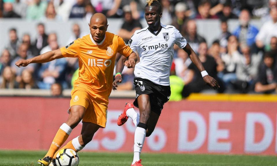 V. Guimarães-FC Porto, 0-1 (resultado final)
