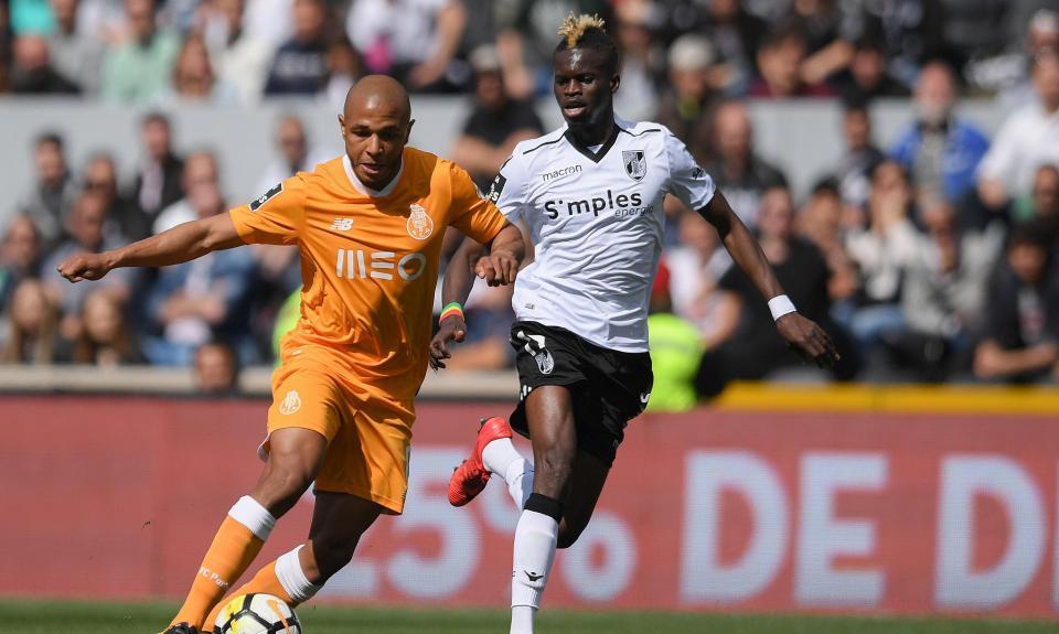 FC PORTO CAMPEÃO: Brahimi foi o jogador com mais minutos